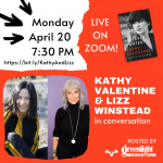 Poster for In Conversation with Lizz Winstead